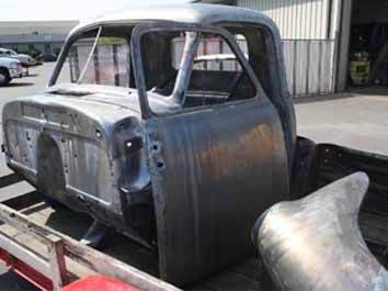 4010 chemical strip chevy pickup cab