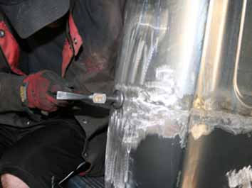 Metalworks Paint Amp Rust Removal We Offer Sheetmetal