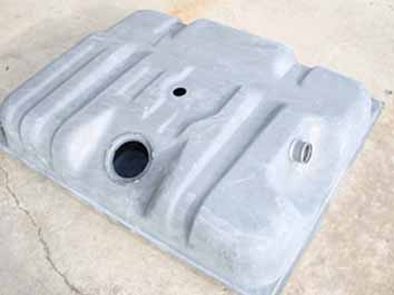 Ford F Fuel Tanks F Clean Inside Hot Tank