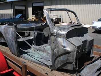 Metalworks Paint Rust Removal We Acid Dip Parts Cabs Car