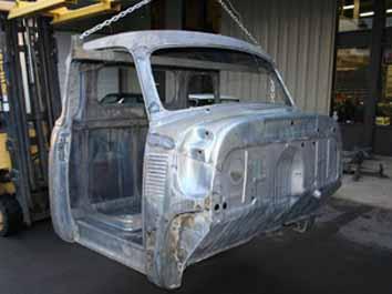 MetalWorks Paint & Rust Removal: we acid dip parts, cabs, & car